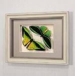Бабочки Птицекрылка Голиаф и Птицекрылка Приам, арт: 16-17а