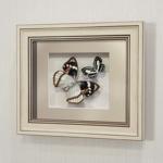 Бабочки Жемчужница Шренка и голубянка Данис, арт.: 170а