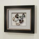 Бабочки Жемчужница Шренка и голубянка Данис, арт.: 170в