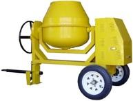 Бетономешалка (бетоносмеситель) Skiper СМ-350,  2,2 кВатт, 240 л, до 2,5 м3/ч, чугунный венец В ПОДАРОК ЛОПАТА ЛКО-3 ШТЫКОВАЯ С ЧЕРЕНКОМ