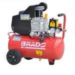 Компрессор Brado IBL25A, 1.5 кВт, 25 л, 220 л/мин, 8 бар
