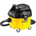 Промышленный пылесос Dewalt DWV 900 L, 1250 Вт, 4080 л/мин, 9.5 кг