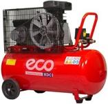 Компрессор 2-x цилиндровый ременной ECO AE-1000-22HD, 2,2 кВт, 380 л/мин, 100 л, 81 кг