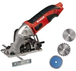 Мини-пила дисковая Einhell TC-CS 860 Kit, 450 Вт