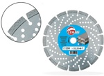 Алмазный диск по армированному бетону и стали LEMAN 230*7*2,7*22,23