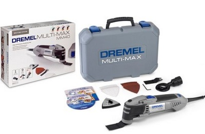 Гравер DREMEL Multi-Max MM40 (MM40-1/9), 270 Вт