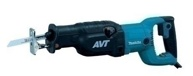 Сабельная пила Makita JR3070CT, 1500 Вт, 2800 об/мин, 4,2 кг