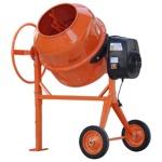Бетономешалка (бетоносмеситель) Skiper СМ-280, 1.5 кВт, 220 В, 185 л, лопата совковая в подарок