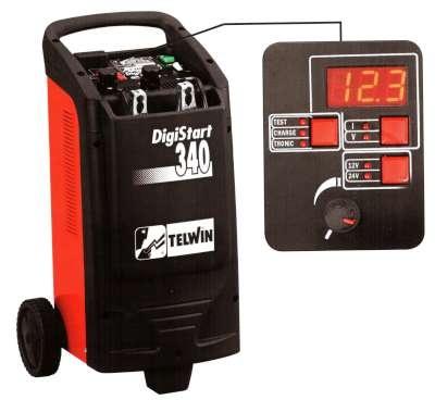 Пуско-зарядное устройство TELWIN DIGISTART 340 ...