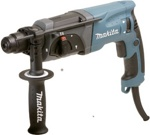 Перфоратор Makita HR2470, SDS-plus, 780 вт, 3 режима
