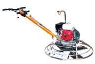 Затирочная машина для бетонных покрытий Pro 600, GX 120 Honda бензин, 4 л.с./3 кВт, 53 кг